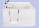 Tifton I Walk-in Air Bath Tub